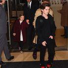 David, Romeo, Cruz et Harper Beckham