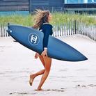 Gisele Bündchen surfeuse
