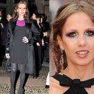 Allegra Versace, la fragile