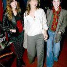 Charlotte Gainsbourg, Lou Doillon et Jane Birkin