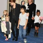 Angelina Jolie et Brad Pitt : « la famille United Colors of Benetton »