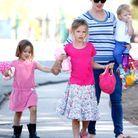 Ben Affleck et Jennifer Garner : « une famille presque normale »
