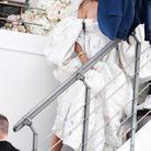 Heidi Klum quitte sa cérémonie de mariage
