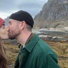 Lily Collins et son mari Charlie McDowell en lune de miel