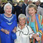 Line Renaud, Mimie Mathy et Annie Cordy