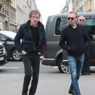 Alain Souchon et son fils Pierre