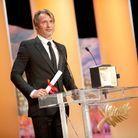 Parce qu'il a d'ailleurs mérité son prix d'interprétation à Cannes en 2012 pour ce film.
