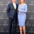 Sa nouvelle compagne, Susana Gallardo, ici avec son ex-mari Alberto Palatchi