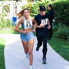 Clotilde Courau et Emmanuel-Philibert de Savoie se sont rencontrés lors d'une course