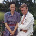 Édouard et Wallis Simpson, en janvier 1942
