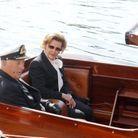 Le couple royal en balade en mer