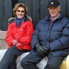 Le couple royal en sortie hivernale