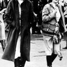 Lady Di et Camilla Parker Bowles en 1980