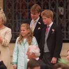 Les neveux du prince Edward, William et Harry