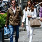 2013 : Madeleine de Suède et Christopher O'Neill à Paris