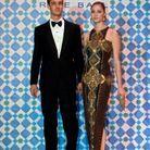 Pierre Casiraghi et Beatrice Borromeo au Bal de la Rose en 2010