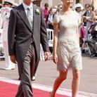 Pierre Casiraghi et Beatrice Borromeo au mariage du prince Albert II de Monaco