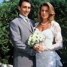 Stéphanie de Monaco et Daniel Ducruet en 1995