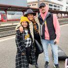 Retrouvailles en famille à Strasbourg
