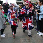 Les fans de la famille royale !