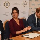 Meghan et Harry s'affichent complices