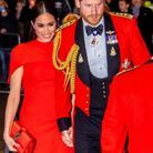 Le duc et la duchesse de Sussex au Mountbatten Festival of Music