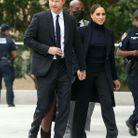 Le duo portait des tenues assorties pour l'occasion