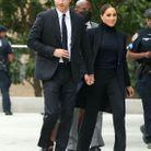 Le prince Harry et Meghan Markle dans les rues de New York