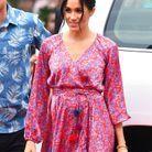 Meghan Markle en robe Figue