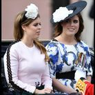 Les princesses Eugenie et Beatrice d'York