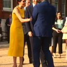 Meghan et Harry à Londres