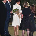 Meghan et Harry à la rencontre d'une jeune danseuse
