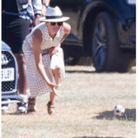 La duchesse de Sussex n'a pas hésité à renvoyer le ballon à un petit garçon