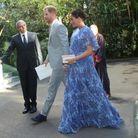 Meghan Markle et Harry arrivent à la résidence de Mohammed VI
