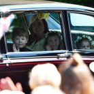 Kate Middleton, à la tête de la fine équipe d'enfants d'honneur