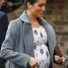Meghan Markle enceinte