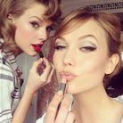 Taylor Swift et Karlie Kloss