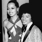 Avec Diana Ross