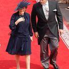 People mariage albert charlene bernadette chirac