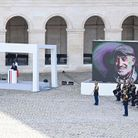 L'hommage à Jean-Paul Belmondo