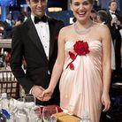 Aux Oscars en 2011, Natalie Portman attend son fils Aleph