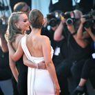 Lily-Rose Depp et Natalie Portman