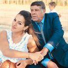 Nawel Debbouze et son père