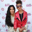 Kim Kardashian fière de sa fille