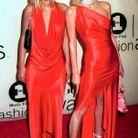 Les deux soeurs Hilton sont assorties pour une soirée Vogue