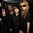 Ke$ha, Justin Bieber et Ringo Starr