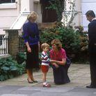 Rentrée du prince William