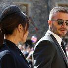 David Beckham, une star derrière ses lunettes