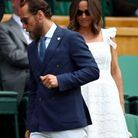 Pippa Middleton et James Middleton