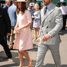 Pippa et James Middleton à Wimbledon